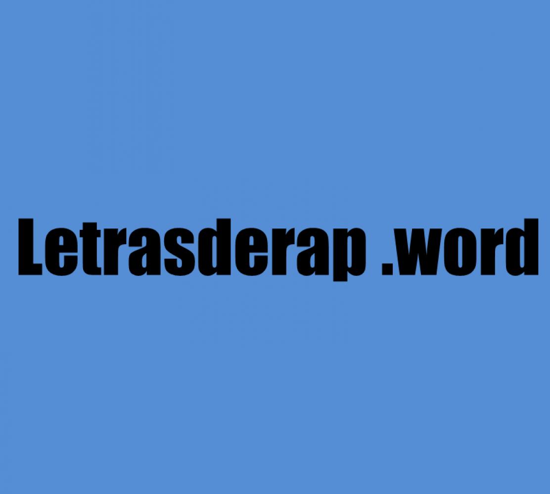 cropped letrasderap