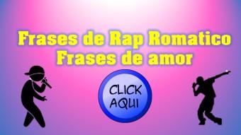 Frases de Rap Romatico